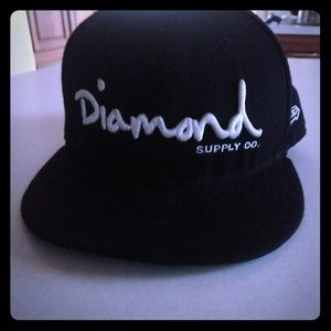 Diamond hat